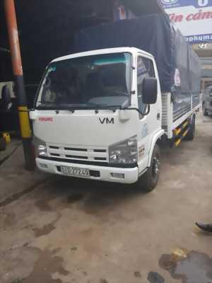 Bán xe tải Isuzu 1t9 thùng 6m2 tại Cà Mau