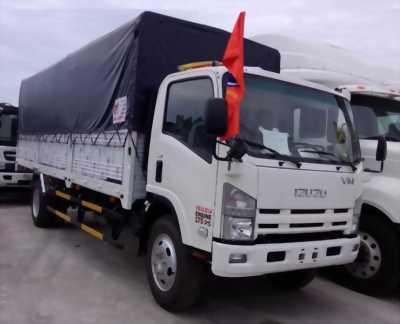 Bán xe tải Isuzu 8t2 tại Cà Mau, chỉ 100tr nhận xe ngay