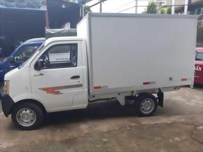 Cần bán xe tải Dongben tại Đồng Nai, 850kg thùng kín