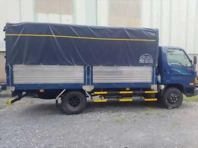 xe tải Hyundai 3.5 tấn thùng mui bạt