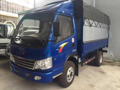 Xe tải TMT TATA 1,2 tấn động cơ Diesel nhập khẩu.