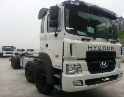 Xe tải Hyundai 8 tấn.