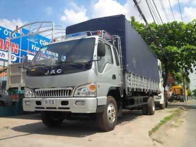 Xe tải jac 1.9 tấn đầu vuông bảo hành 5 năm.