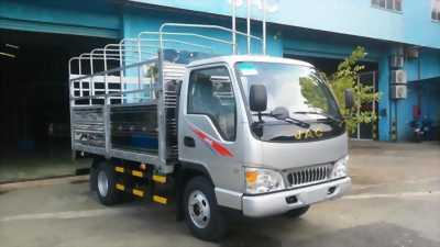 xe tai jac 2t4 vao thành phố/xe tải jac.