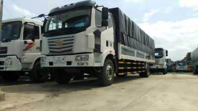 Bán xe tải FAW 7T25, thùng dài 9m7, giá tốt