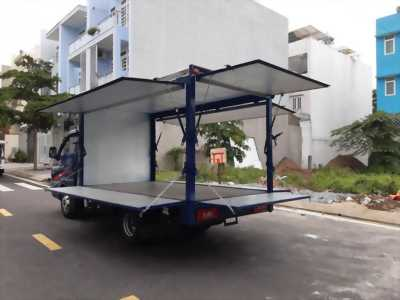 Bán xe tải JAC 1T5 thùng cánh dơi, giá tốt nhất miền nam