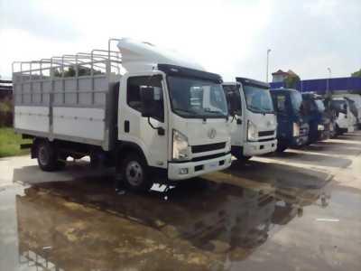 xe faw 6,2 tấn thùng dài 4,3m