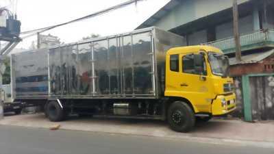 Xe tải DONGFENG thùng kín 6.7 tấn, thùng dài 9.3m