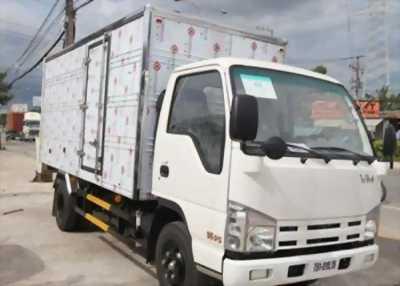 Bán xe tải Isuzu 3T49 thùng kín