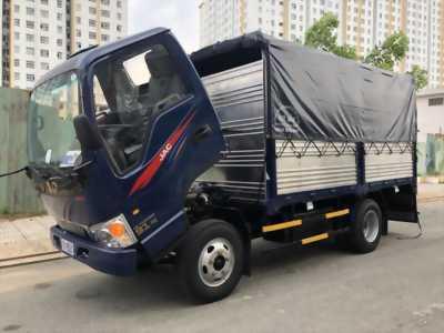 Bán xe jac 2 tấn 4 euro3 đời 2017, xe tải jac 2T4