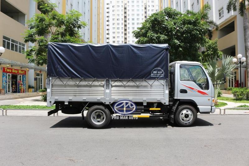 Muốn bán xe tải JAC 2T4 euro2, xe tải giá rẻ vay 80%