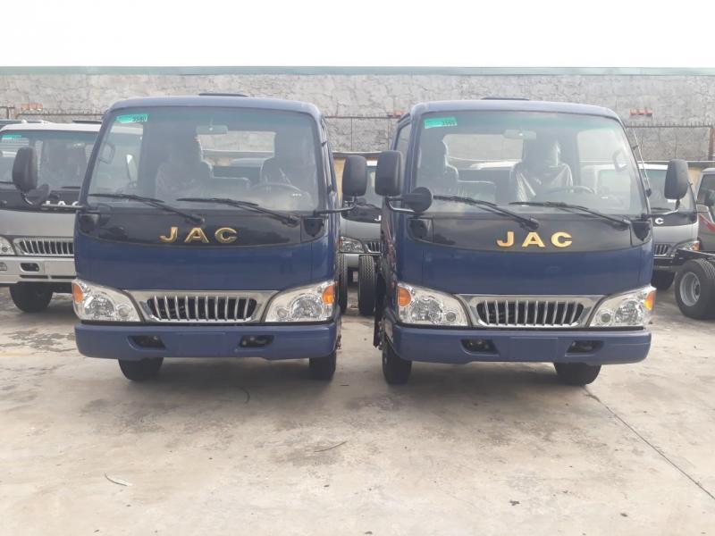 Muốn bán xe JAC 2T4 hạ tải, chuyên bán xe JAC trả góp