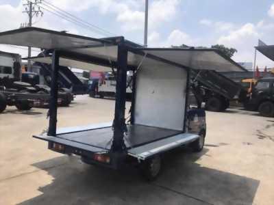 Cần bán xe dongben thùng kín cánh dơi tại Thủ Đức