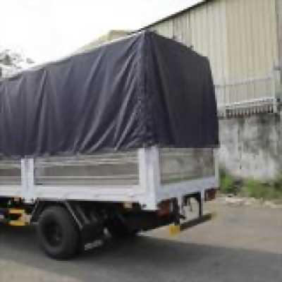 Issuzu 2.9 tấn thùng mui bạt 4m3 hỗ trợ trả Góp 80%