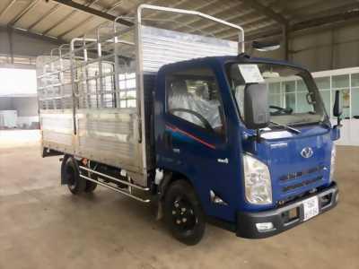 Xe tải Đô Thành iz65 2,2 tấn thùng bạt dài 4m3