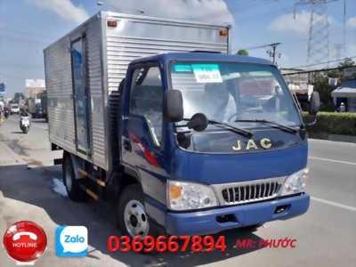 Bán xe JAC 2.4tan ga cơ mạnh mẽ, hỗ trợ trả góp toàn quấc