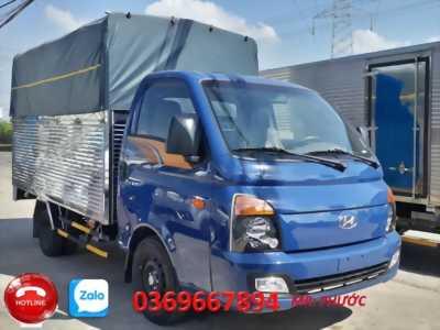 Bán xe tải hyundai  1,5 tấn H150 bán trả góp
