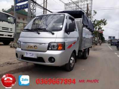 Xe tải JAC PORTER X150 (Công nghệ  ISUZU) – chỉ cần trả trước 80 triệu giao xe