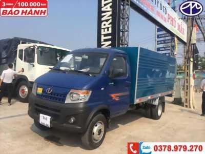 Xe tải thùng bạt DONGBEN Q20 , thùng dài 3m3 , giá rẻ