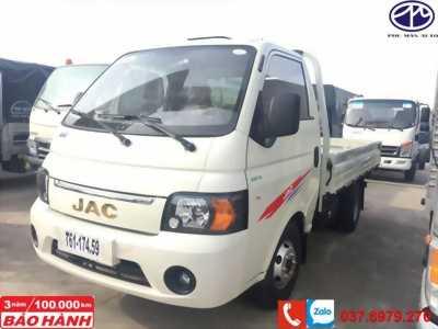 Xe tải nhẹ JAC thùng lửng các loại dòng EURO 4 , giá rẻ