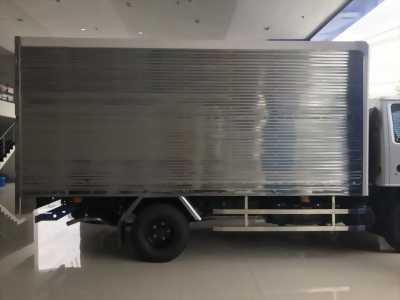 xe tải isuzu qkr77he4 thùng kín