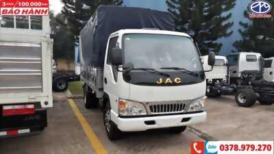 Xe tải JAC L250 2tấn4 -dài 4m3 - động cơ ISUZU
