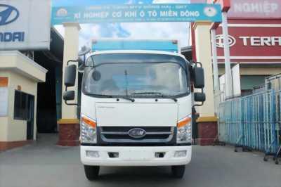 xe tải veam vt260 tải 1t85 thùng 6m1
