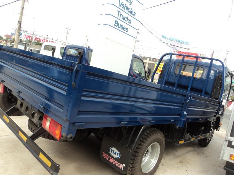 Xe tải TMT 3t5 máy isuzu hoạt động bền bỉ