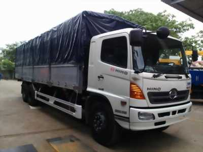 Bán xe HINO FC9JLSW MUI BẠT tải trọng 5950KG