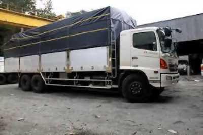 Cung cấp xe  HINO FC9JLSW MUI BẠT. Xe có sẵn