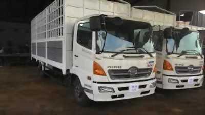 Bán ôtô tải HINO FC9JLSW MUI BẠT sản xuất 2017