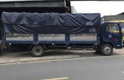 Xe tải Faw Giải Phóng 7.3 tấn - 7T3 - 7,3 tấn thùng dài 6.2 mét