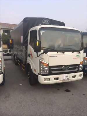Xe tải Veam VT260 tải trọng 1,9 tấn thùng dài 6,2m