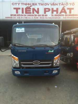Xe tải veam 1.5 tấn, thùng 3m7 động cơ hyundai