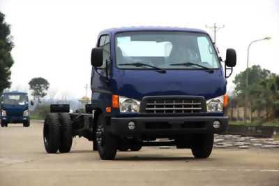 Xe tải hyundai new mighty 7 tấn hổ trợ trả góp