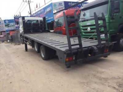 Bán xe tải 12 tấn hyundai hd210 có cần cẩu 5 tấn nâng đầu