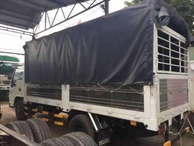 Xe tải isuzu QKR55H 1T9 mui bạc
