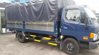 HUYDAI HD99 thùng dài 5m hỗ trợ ngân hàng 90%