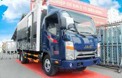 Bán xe tải Jac QKR25 2T4 thùng 4m3 trả góp 90%