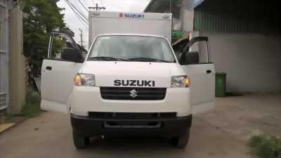 Xe tải suzuki carry pro nhập khẩu Quận 12.