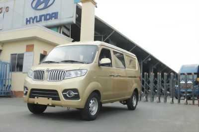 Bán xe tải Van Dongben X30 5 chỗ 490kg