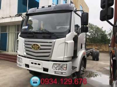 Xe tải Faw thùng dài 9m7 - Xe tải Faw 7 tấn thùng siêu dài 9.7 mét