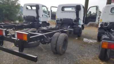 Xe tải Hyundai 4 tấn 75S
