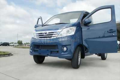 Xe tải Tera100 tải trọng 990kg sử dụng động cơ Mitsubishi