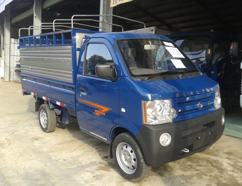chỉ 20tr có ngay xe tải Dongben 810kg bảo hành đến 3 năm
