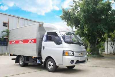 Xe tải JAC X5 tặng 100% trước bạ+50l dầu