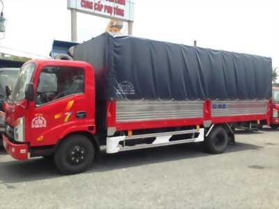 Xe thùng 6.1m-Hyundai liên doanh, tải 1.9 tấn,xe tải veam vt260