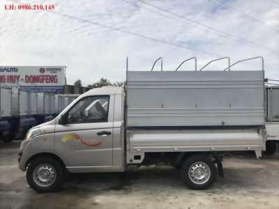 xe tải Foton 850Kg thùng bạt chất lượng Châu Âu