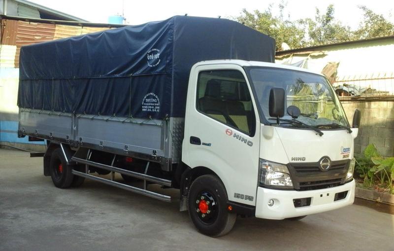 Dịch vụ cho thuê xe tải chở hàng tại Quận 5