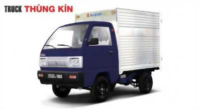 Mua Suzuki Truck Euro 4 tặng ngay 100% phí trước bạ